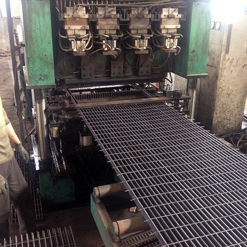 标准型热镀锌钢格栅板厂家重量理论计算方法